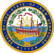 New Hampshire State Seal
