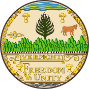 Vermont State Seal