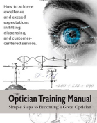 Optician Training Manual